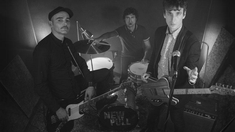 New Pull, trío de Indie rock desde argentina