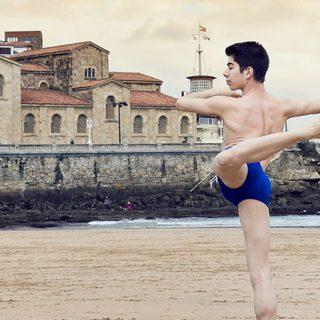Imagen del cartel del Cantábrio Dance Festival