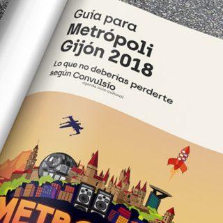 Guía Metrópoli Gijón 2018
