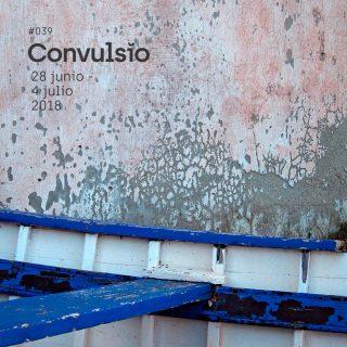 La contra de Convulsio #039, por David Garmen