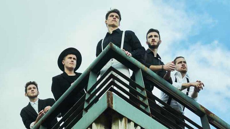 Staytons, banda asturiana de indie funk rock