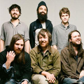 La banda de Seattle Fleet Foxes tocará en el Teatro de la Laboral
