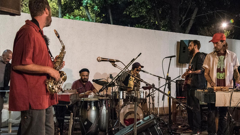 La ReDaDa, banda de psicodelia-tropical desde Ciudad de México