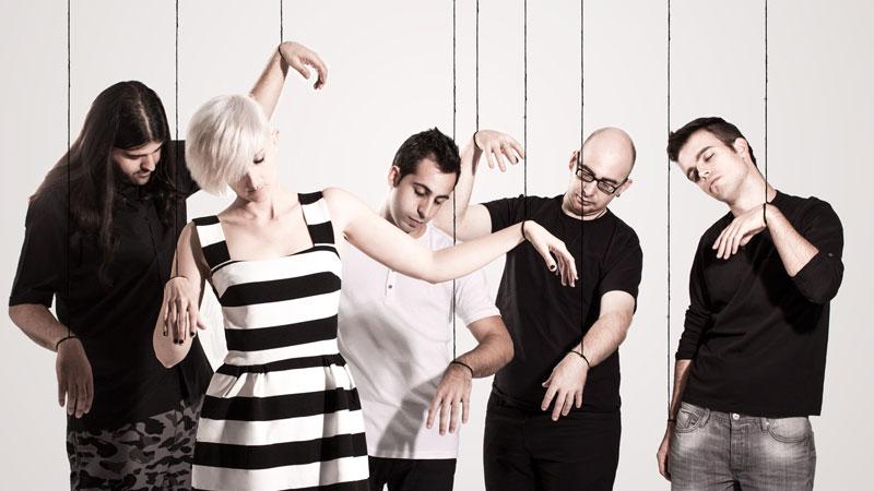 Neverend, banda de rock alternativo de Madrid