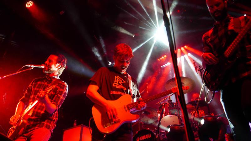 Buenaventura, banda asturiana de rock