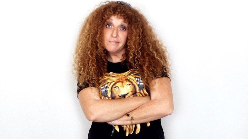 Maria La Vikinga, actriz y humorista asturiana