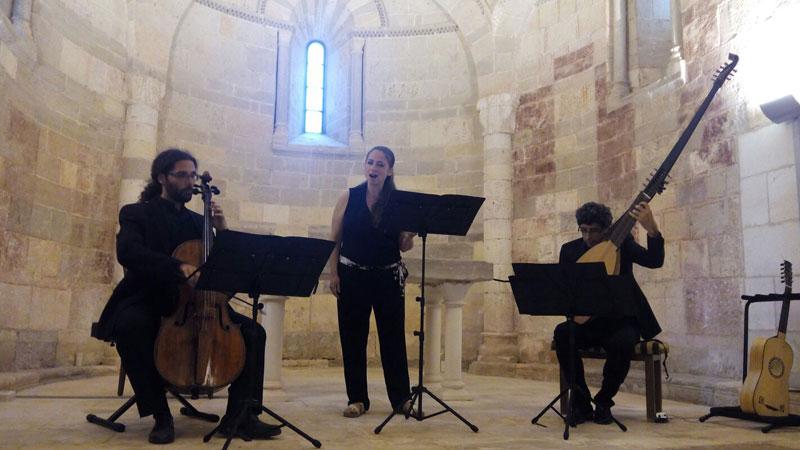 Silenzio Sonoro, trío de música barroca