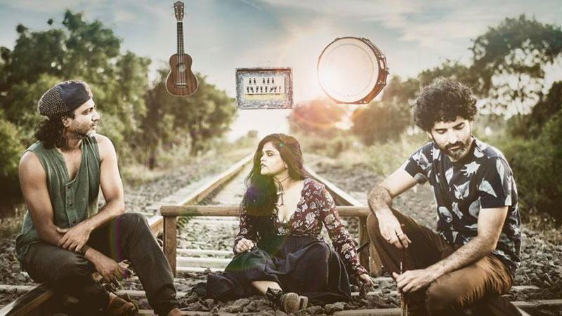 The Tapi Project, banda india de folk contemporáneo