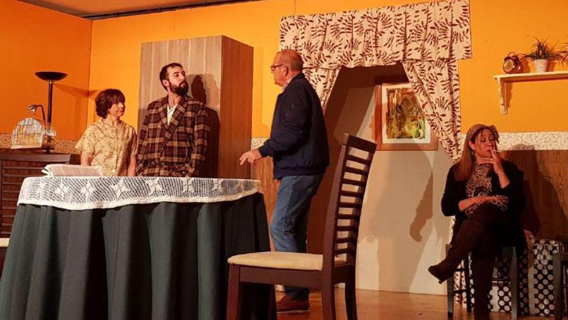 Tengo un millón, obra teatral de Victor Ruiz Iriarte por Trama teatro