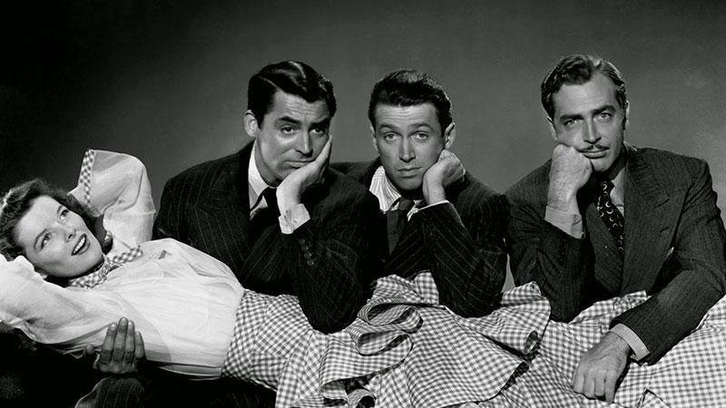 The Philadelphia Story, una comedia clásica irrepetible