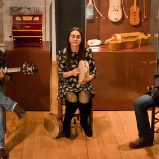 Tresdoble, trío de folk astur-gallego-madrileño