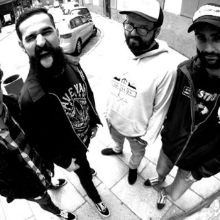TRT, banda asturiana de punk'n'roll