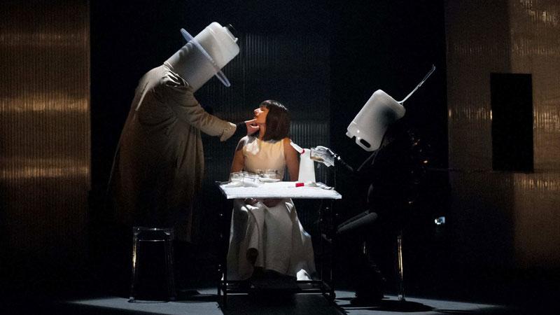 Teatro Alicia y las Ciudades Invisibles
