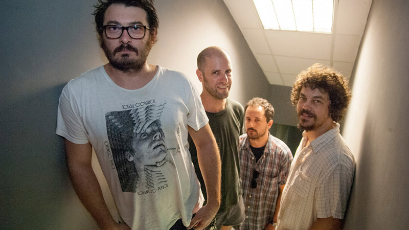 Cuello, banda de indie rock / punk de Valencia