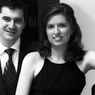 Dúo Vinlanda, Jorge Muñíz y Jennifer Muñíz, concierto de piano