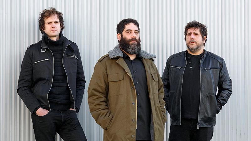 Miembros de la banda Nudozurdo