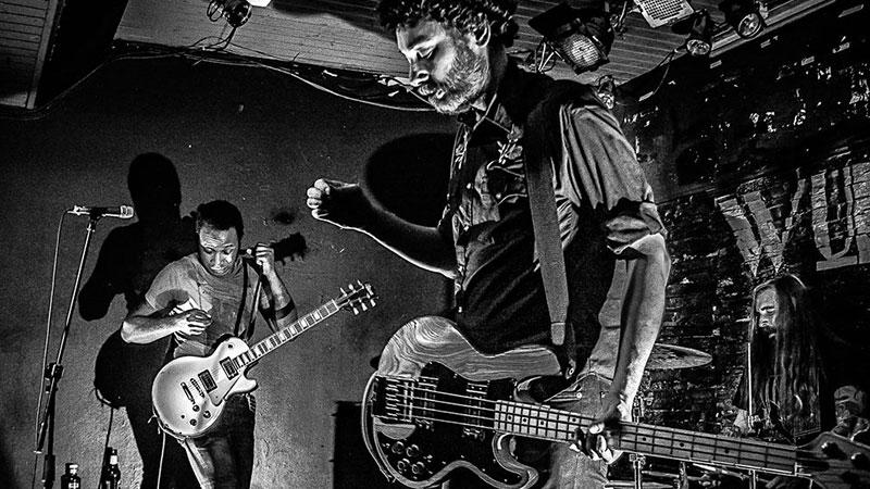 Foto de la banda Afilador en directo