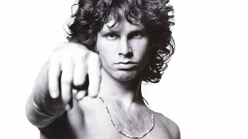 Foto de Jim Morrison