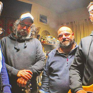 Foto de los miembros de Musselman