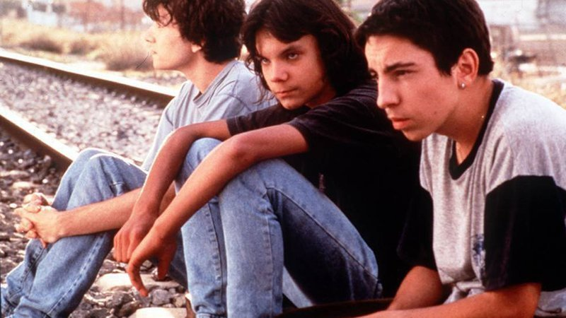 Fotograma de la película Barrio