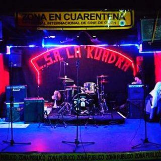 Foto del escenario de La Kuadra