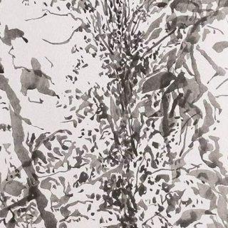 Detalle de una de las obras de la exposición de Klára Konkoly-Thege