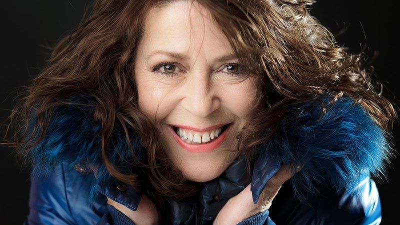 Foto de la escritora asturiana Pilar Sánchez Vicente