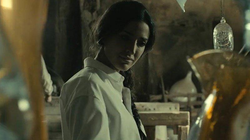 Fotograma de la película La novia