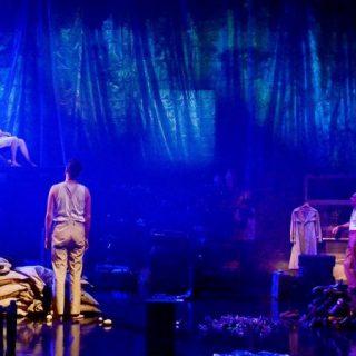Pieza teatral de la Virguería llamada Medusa.