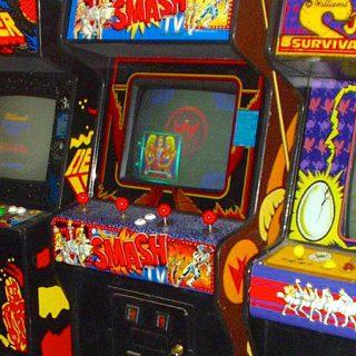 Foto de unas máquinas de arcade como las que se podrán disfrutar en el Marcianito Fest