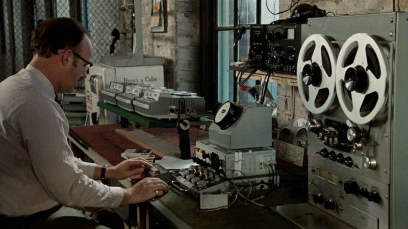 Fotograma de la película dirigida por Coppola, The Conversation